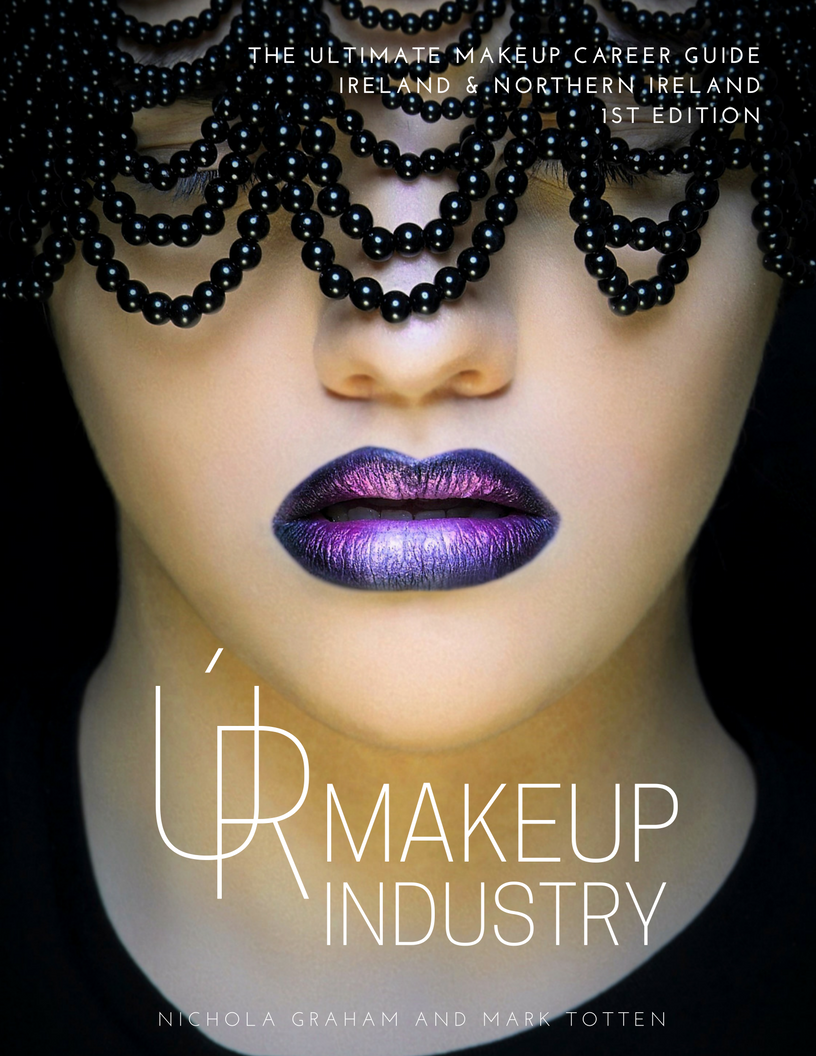 The launch of Nichola Graham's first book 'UR MAKEUP INDUSTRY'.