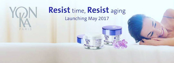 The New Arrivals of YON-KA Products Launching May 2017