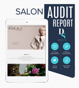 Salon Web Audit