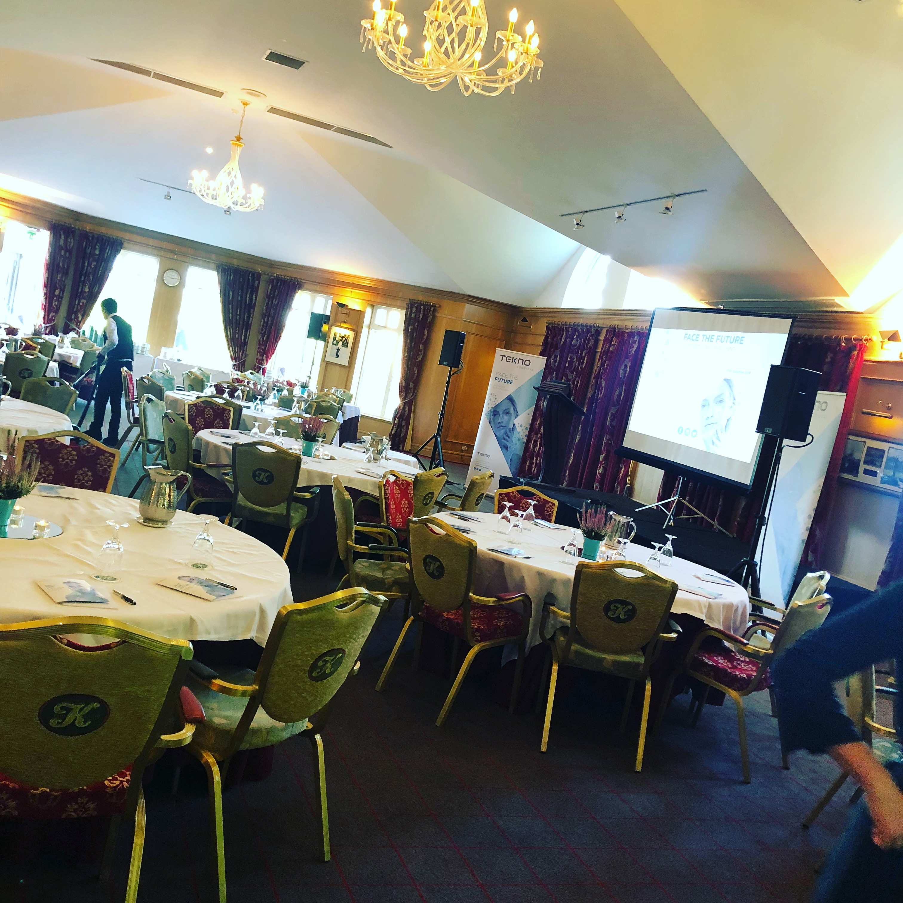 Face The Future - Aesthetic Business Event Lowdown