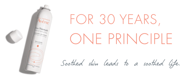 30 years of Avène-beautifuljobs