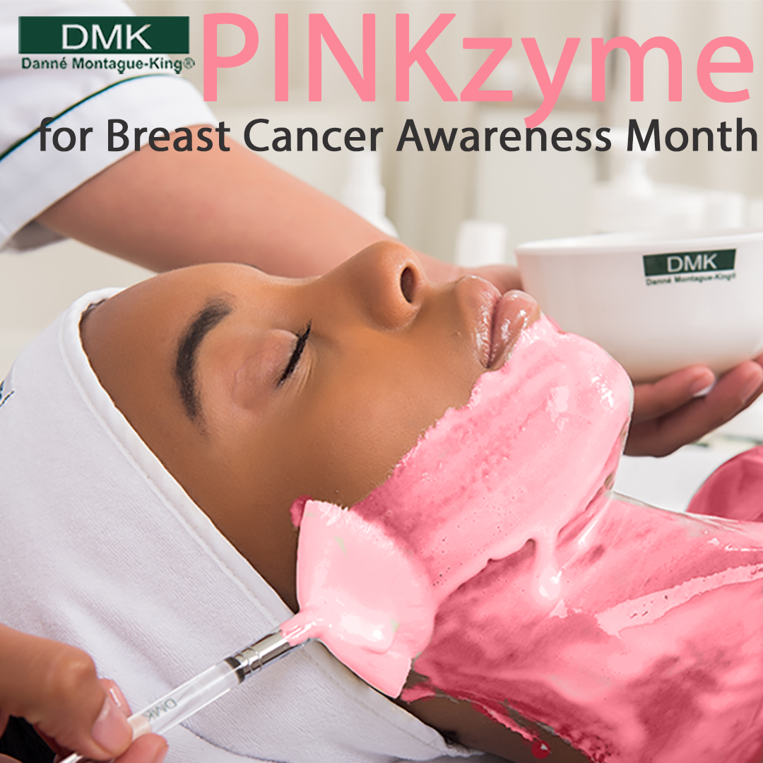 DMK PINKzyme For Breast Cancer Awareness